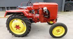 1952 Porsche Tractor - PORSCHE ALLGAIER DIESEL A 12 | Classic Driver Market