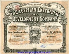 Egyptian Enterprise and Development Co/ The