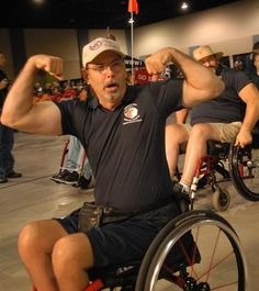 Five veterans from Brockton competed in the 32nd National Veterans Wheelchair Games that was held in Richmond, Va. June 25-30.