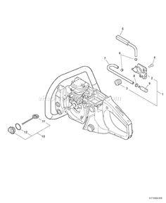 70cc, $699 Jonsered® CS 2166 Chainsaw, CARB Compliant