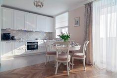 Дизайнер Татьяна Никитина преобразила квартиру в доме 1985 года постройки, в которой с тех пор ни разу не делали ремонт.