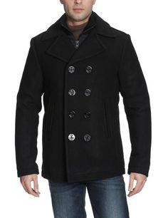 Schott NYC Cyclone - Chaqueta para hombre: #Moda #Hombre #Abrigo