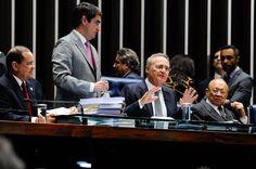 A sessão extraordinária para votar a instauração do processo de impedimento da presidente da República, Dilma Rousseff, está marcada para a manhã desta quarta-feira (11). Os oradores inscritos, contra e a favor do parecer da Comissão Especial do Impeachment, falarão alternadamente por até 15 minutos cada um e apenas uma vez. Não será permitida orientação ...