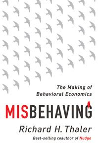 MISBEHAVING, Richard Thaler