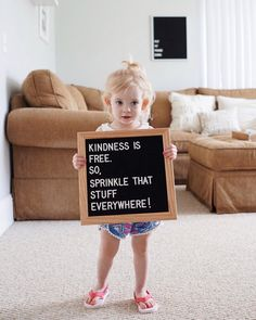 started a beautiful project to help spread kindness! The idea is to do a random act of kindness, then post… Sign Quotes, Cute Quotes, Great Quotes, Funny Quotes, Inspirational Quotes, Mom Quotes, Word Board, Quote Board, Message Board