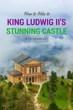 The King's House on Schachen is one of the best hikes you can do in the German Alps.