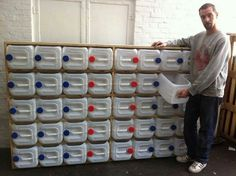 Jerry cans storage