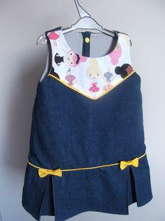PARIS sewing pattern - c'est dimanche - sewn by Cousettes et compagnie