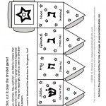 Dreidel game printable