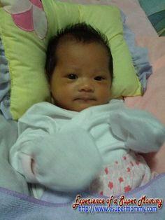 My cute baby girl - http://www.esupermommy.com/2013/01/meet-my-cute-baby-girl/
