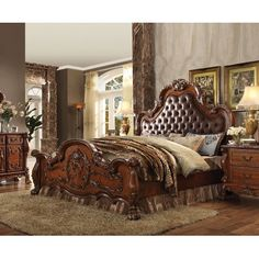Astoria Grand Selma Upholstered Standard Bed Bedroom Furniture Sets Furniture Luxurious Bedrooms