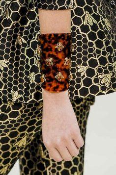 Alexander McQueen SS2013 cuff