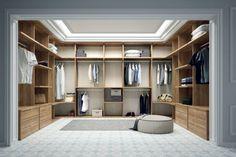 ▷ VESTIDORES ABIERTOS la mejor opción si tienes espacio y estilo Apartment, Bedroom Makeover, Sweet Home, House, Interior Design, Home Decor, My House, My Room, Deco