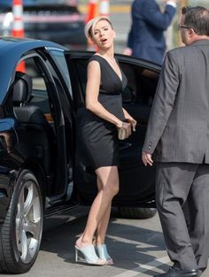 Scarlet Johansson  #scarlet #scarlettjohansson #film #spiritawards #celebrity #blackandwhite
