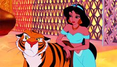 The Rebellious One (Jasmine) | Community Post: Your Group Of Girl Friends, As Told By Disney Princesses