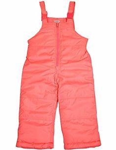 Carters - Little Girls' Bib Snowpant *** Additional details @ Snow Wear, Snow Pants, Shopping Hacks, Latest Fashion Trends, Best Sellers, Parachute Pants, Little Girls, Kids Fashion, Coats