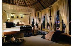 Banyan Tree Maldives Vabbinfaru, a boutique hotel in Vabbinfaru Island Villas, Master Bedroom, Bedroom Decor, Bedroom Ideas, Bed In Closet, A Boutique, Sweet Home, New Homes, Design