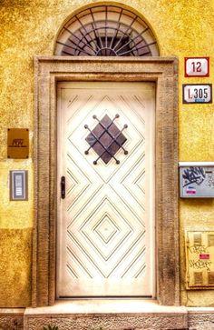 Bratislava, Slovakia door