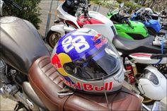 2014 Street motorcycle in Japan- HELMET
