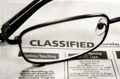 How will an Online Classified Ad help me with my Medical Marketing Online?