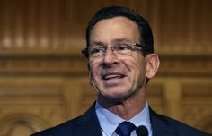Gov. Dannel Malloy says that his executive order makes Connecticut the first state to do so.