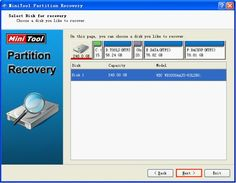 Deleted Partition Recovery Software Is Able To Recover Deleted Partition As Well As Data Completely And Easily  #partitionrecovery  #freeware  #software
