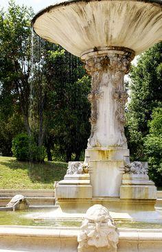 Villa Borghese, Fontana delle Tartarughe