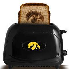 Iowa Hawkeyes UToast Elite Toaster