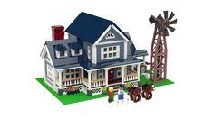 LEGO Ideas - Old Farmhouse