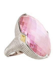 Judith Ripka Crystal Ring