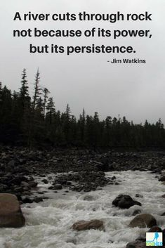 Hikers need persistence, and women hikers know that its not about muscle power, but staying power! #hiking #inspirationalquote