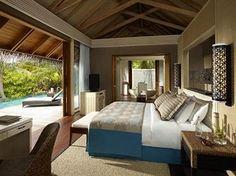 Shangri-La's Villingili Resort & Spa Maldives, Villingili Island, Maldive