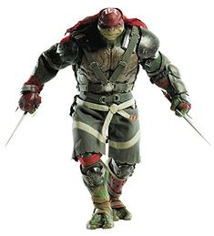 ThreeZero Teenage Mutant Ninja Turtles Out of the Shadows Raphael Scale) Action Figure A threezero import scale figure stands tall Over 25 points of articulation Ninja Turtles Shadow, Teenage Ninja Turtles, Ninja Turtles Art, Tortugas Ninja Leonardo, Tmnt Characters, Tmnt Swag, Tmnt Girls, Dc Movies, Disney Fan Art