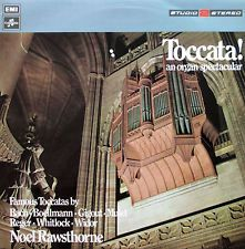 TWO 338 Toccata! An Organ Spectacular Noel Rawsthorne 1971 NM/EX Studio2Stereo