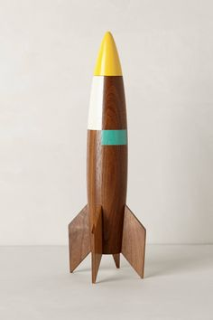 Colorblocked Rocket - anthropologie.com