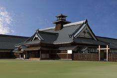 北海道・東北の城 Japanese Castle, Minecraft, Mansions, House Styles, Home Decor, Japanese Architecture, Decoration Home, Manor Houses, Room Decor