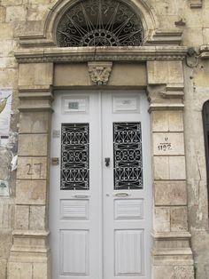 door - antakya / turkey