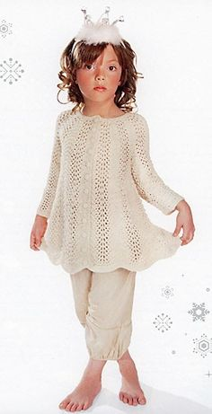 Snedronningen, Danish knitting book by Marianne Isager. Knits for kids.