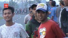 SERU ! Balap Liar Ongkean CB GL TERBARU - Videos Drag Bike Racing