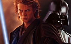 Anakin Skywalker / Darth Vader wallpaper