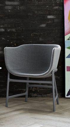 minuscule - CM200, Chair, light grey - Fritz Hansen
