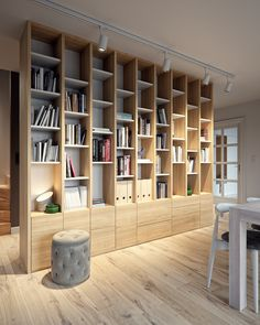 23 Trendy Home Office Built Ins Bookshelves Reading Nooks Home Library Design, Home Office Design, Home Interior Design, House Design, Bookshelf Design, Bookshelves Built In, Book Shelves, Built Ins, Contemporary Bedroom Furniture