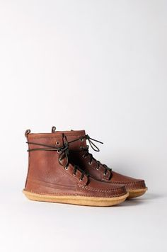80b45b03a2a Yuketen Hunt Boots Quoddy Grizzly Boots - Très Bien Shop Want for winter.