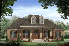 2015 Howies: Best Medium Traditional House. Plan 21-264
