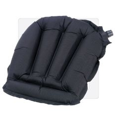 Self-Inflating Kayak Seat : Into some serious padding? This air-cushioned Self-Inflating Kayak Seat from Seattle Sports Company provides superior comfort for any decked kayak. This seat's durable nylon and thick foam construction keeps you comfortable all day.