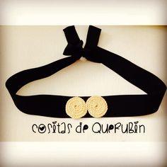 Cinturón cordón de seda simple 7€. Envíos a toda España 1,50€
