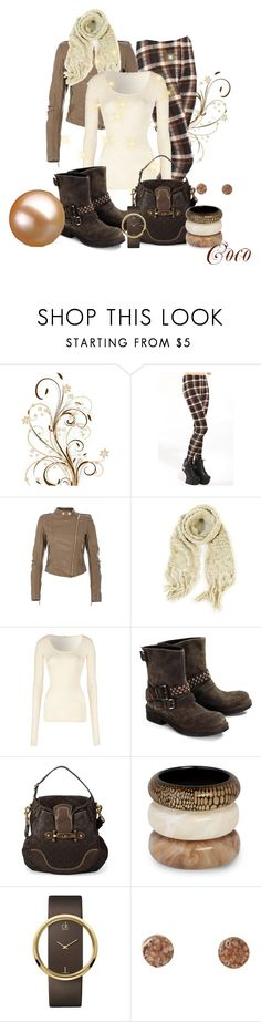 """Scarves"" by mscococris ❤ liked on Polyvore featuring Akira, Pepe Jeans London, American Vintage, Vic, Gucci, MOOD, Calvin Klein and Dara Ettinger"