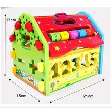 Novo Design interessante Montessori matemática brinquedo educacional brinquedo para o bebê dom do garoto, 2 estilo novidade jogo educativo brinquedos de madeira(China (Mainland))