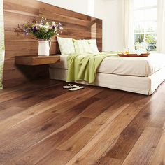 Order timber flooring online, with free delivery available! We have a huge range of hardwood, floating, laminate, parquetry and bamboo flooring. Walnut Laminate Flooring, Installing Laminate Flooring, Wide Plank Flooring, Engineered Hardwood Flooring, Timber Flooring, Hardwood Floors, Formica Laminate, Timber Wood, Floor Colors
