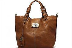 brown bessie handbag bw1595 - maude and martha
